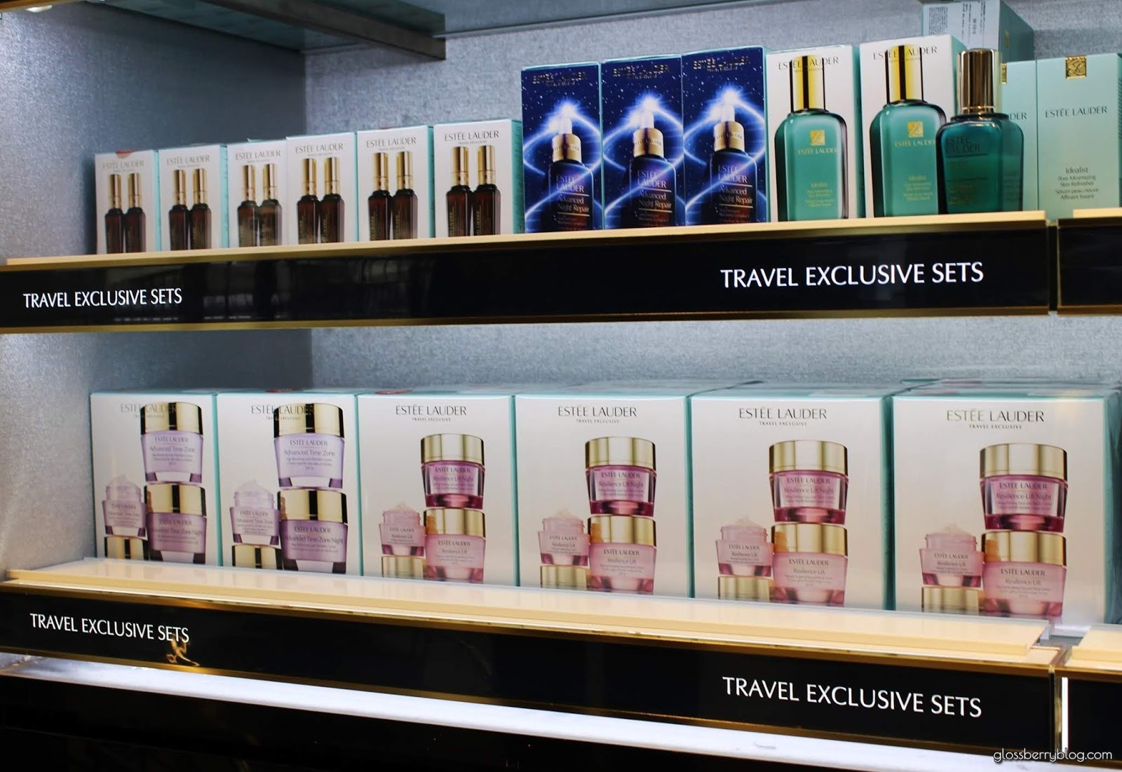 Estee Lauder Travel Exculsive Sets
